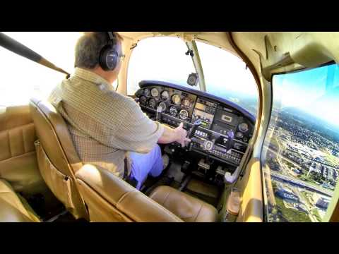 1st Solo - Piper Warrior II