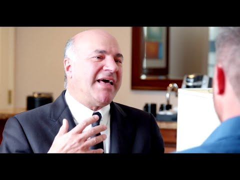 Kevin O'Leary   A Salary is the Drug They Give You to Forget Your Dreams