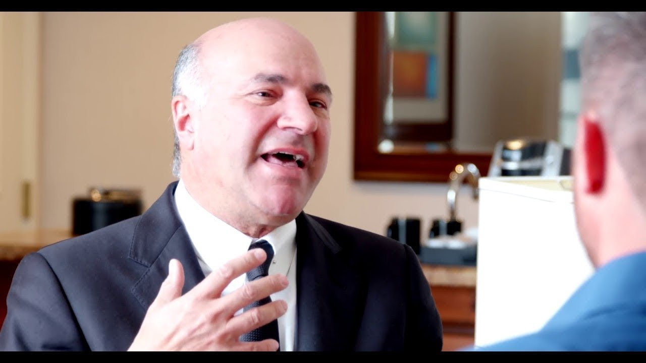Kevin O'Leary | A Salary is the Drug They Give You to Forget Your Dreams