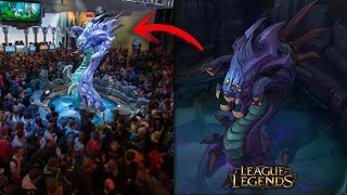 Estatua Épica Baron Nashor [League of Legends]