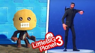 Fortnite Dances & Emotes in LittleBigPlanet 3