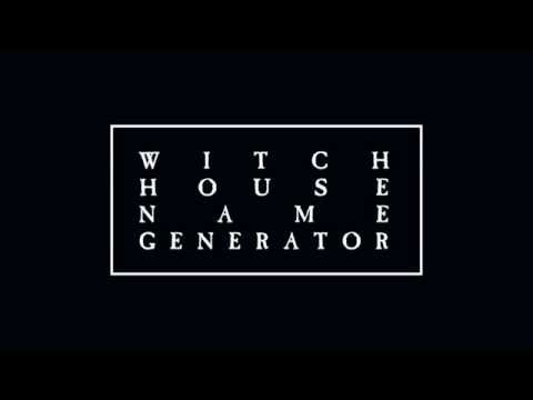 Witch House Name Generator - Apps on Google Play