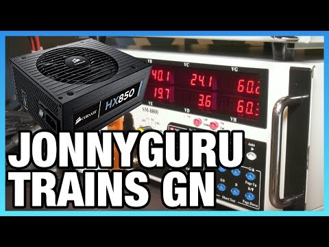 Talking Catastrophic PSU Failures with JonnyGuru