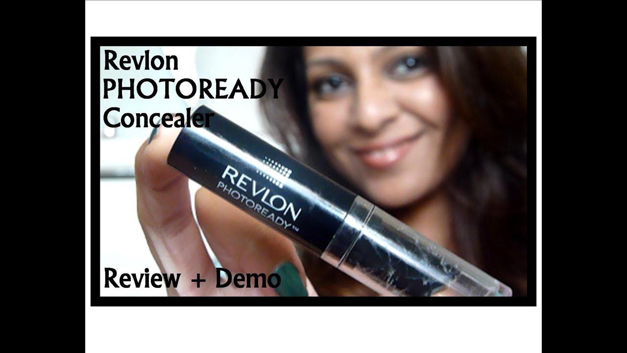 Best Drugstore Concealer!! Revlon PhotoReady Review + Demo - YouTube