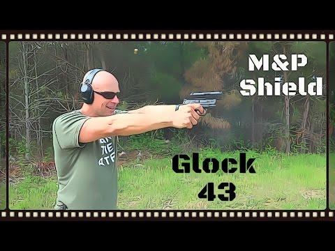 M And P Shield Vs Glock 26 Glock 43 vs. Smith &am...