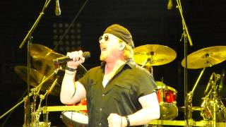 Toto - Burn - Nimes 2015 Live