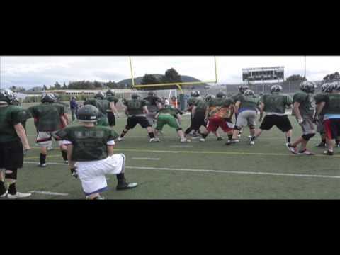 Bulldog Football 2013