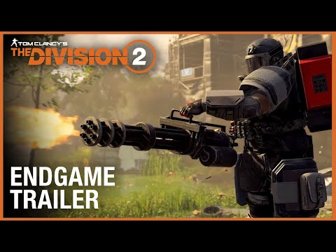 Tom Clancy's The Division 2: Endgame Trailer | Ubisoft [NA]