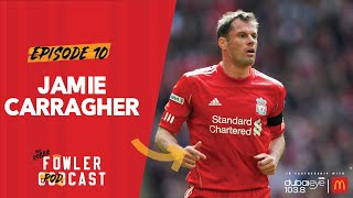 Jamie Carragher on Brendan Rodgers snub, 2014 dilemma & Mo Salah verdict | The Robbie Fowler Podcast