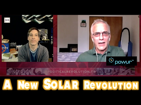 The Revolution is Selling Solar Power