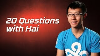 Cloud9 HyperX Hai 20 Questions