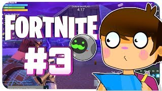 DEFEND THE ULTIMATE BASE | Fortnite - Part 3 (Lets Play Fortnite Gameplay PC LP Walkthrough)