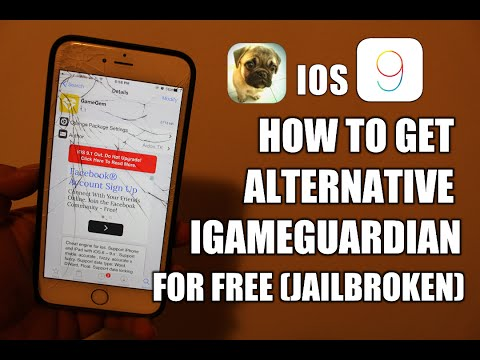 How To Get iGameGuardian9 For Free iOS 9 x x crack free