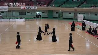 OKAYAMA vs TOKYO 11th All Japan Interprefecture Ladies KENDO Championship 2019 Semi Final