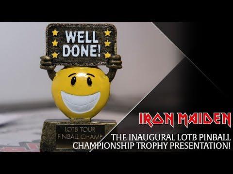 Iron Maiden - Pinball Ninja!