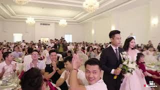 Hát trong đám cưới hay hơn ca sỹ