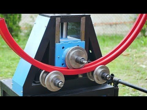 Making electric Roller Bender Part part 3/3