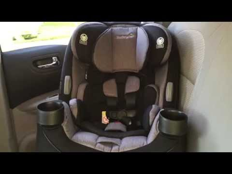 graco car seat hook up