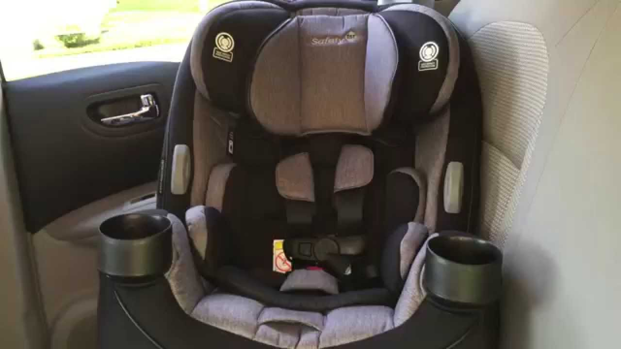 safety 1st grow and go 3 in 1 convertible infant toddler kid car seat review youtube. Black Bedroom Furniture Sets. Home Design Ideas