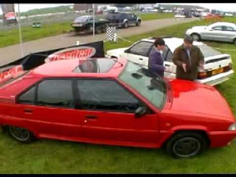 Men and Motors Citroen BX Gti 16v