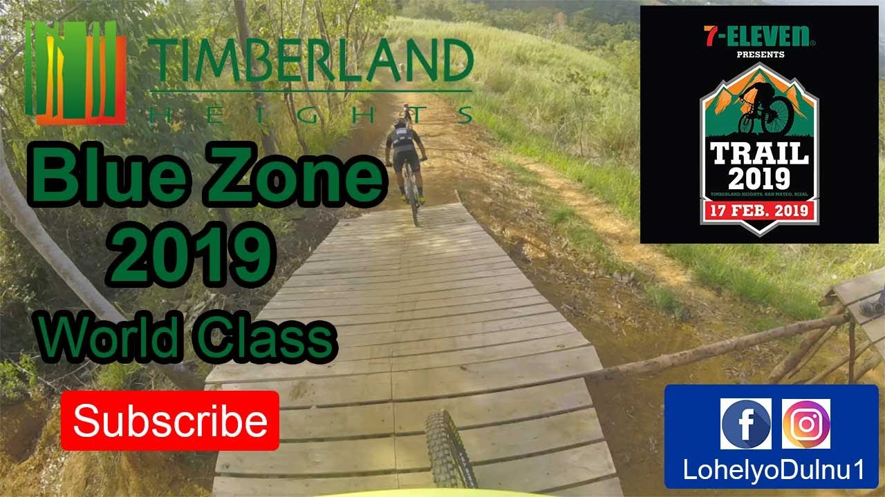 Timberland Blue Zone 2019 – New Features – World Class Part 1