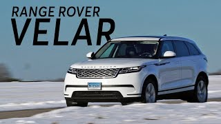2018 Land Rover Range Rover Velar Quick Drive | Consumer Reports