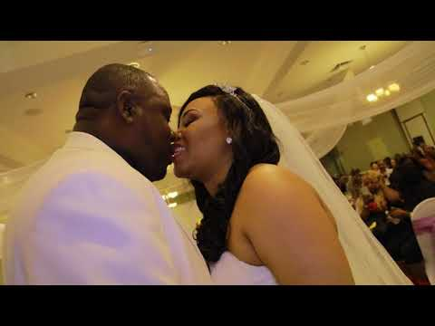 David & LaCayla Lyons  Wedding Day ShotByTjT