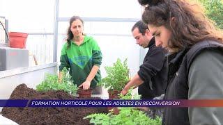 Yvelines | Formation horticole pour les adultes en reconversion