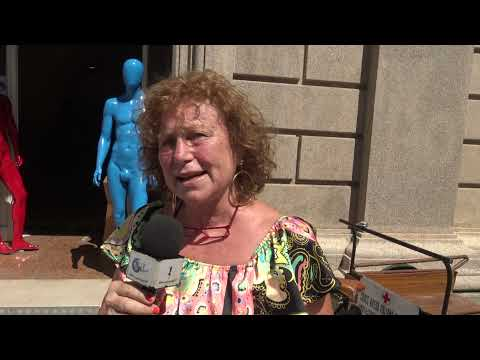 """""""Arte e Comunicazione"""" 17/08/2021 a cura di Silvana Geirola - Mostra del maestro Pantaleone Dentice"""