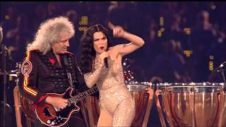 Queen & Jessie J - We Will Rock You mp3