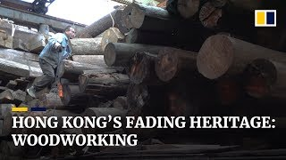 Seven-decade-old sawmill is under threat from the northeast New Territories development in Hong Kong