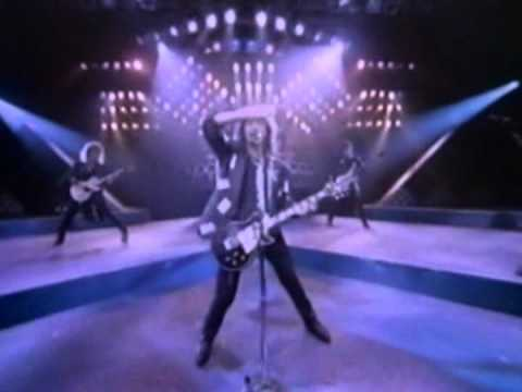 Ace Frehley - Hide Your Heart (KOB Edit)