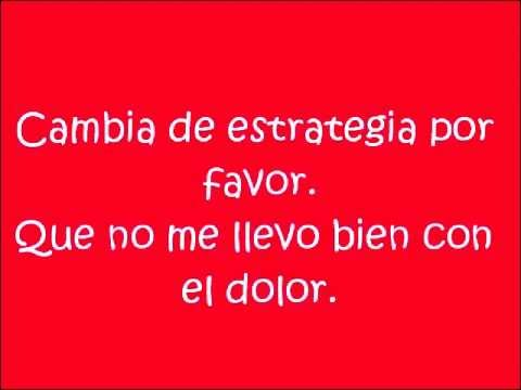 Paulina Rubio - Causa y Efecto (letra)