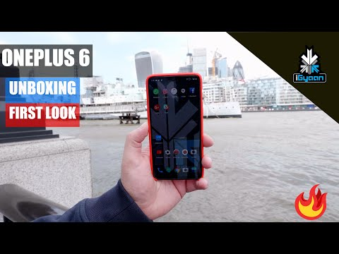 OnePlus 6 Unboxing and Hands On First Look - iGyaan