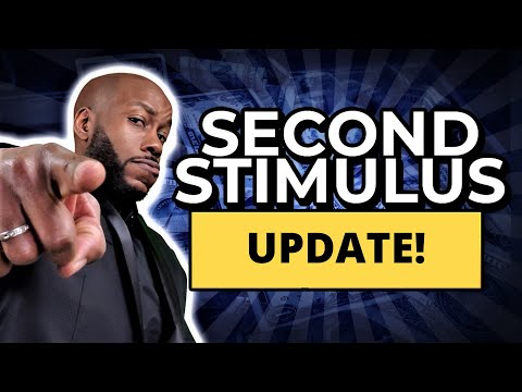 FINALLY!!!  Second Stimulus Update: June 1  $2000 Monthly Stimulus Check?