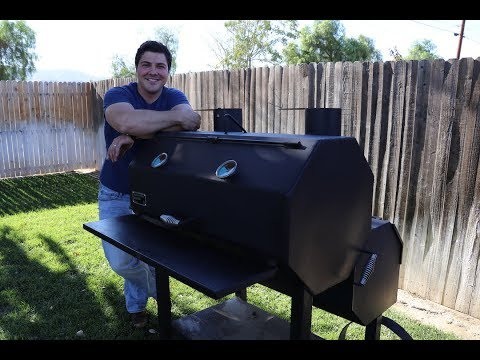 Old Country BBQ Pits: Pecos, Wrangler, Over-Under, Vertical and
