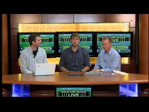 Gold&Black Live with guest Josh Lindblom and Jim Vruggink