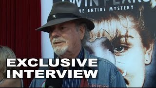 Twin Peaks: Fire Walk With Me: All The Pieces Premiere: Russ Tambyn Exclusive Interview