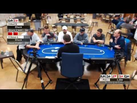 Rockford charity games poker astuces poker cash game