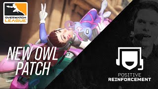Breaking down the JЏNE JOUST Overwatch patch! — Positive Reinforcement S2 E7
