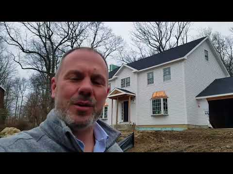 [Modular Home Minute®] Colonial in Stamford CT