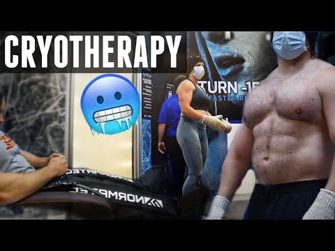 Cryotherapy and Normatec Compression Boots | Recovery Session