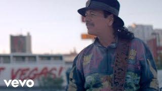 Смотреть клип Santana - Amor Correspondido Ft. Diego Torres