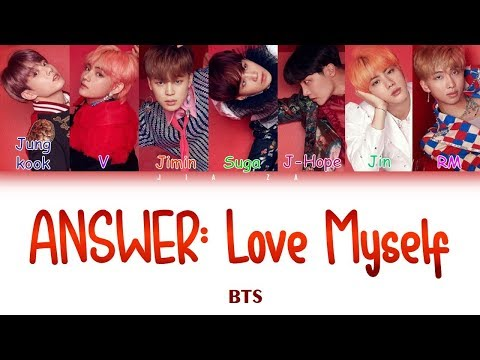 "BTS (방탄소년단) ""Answer : Love Myself"" (Sub Indo) Lirik {Color Coded-Rom-Ind}"