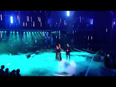 JESSIE J & VINCE DUET 'Nobody's Perfect' THE VOICE UK