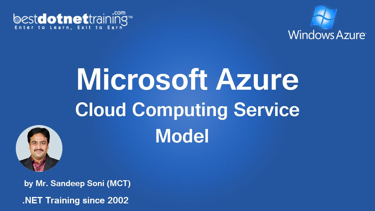 Webinar By Mct Microsoft Certified Trainer What Is Cloud