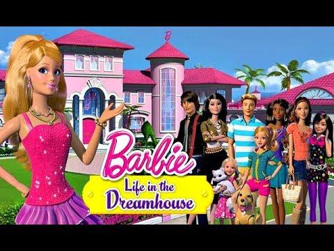 Барби мультфильм барби дом мечты все серии на русском