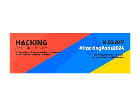 [Evénement] Hacking de l'hôtel de ville 2017