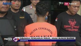 Gambar cover Terpengaruh Miras dan Narkoba, Anak di Cengkareng Nekat Bunuh Ayah Kandung - LIM 31/01
