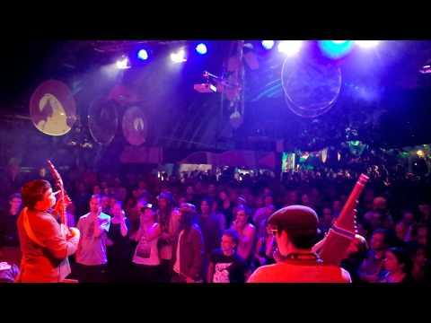 THE PARADISE BANGKOK MOLAM INTERNATIONAL BAND LIVE AT FUSION FESTIVAL, LARZ - GERMANY 2014